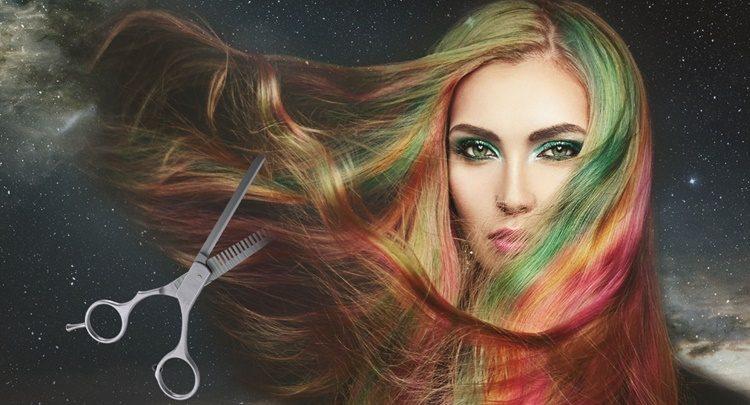Самый сильный заговор на изменение цвета волос