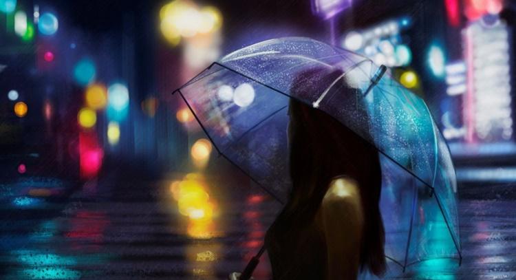 Заговоры в дождь на любовь парня