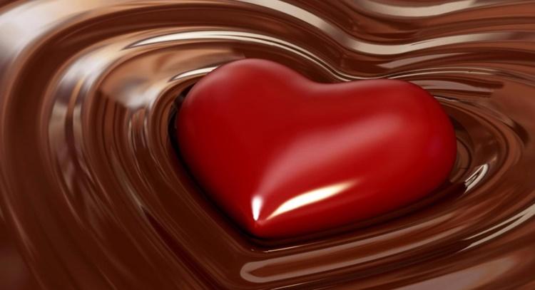 Любовный заговор на шоколад