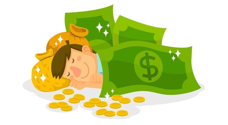 Как заговорить деньги на удачу