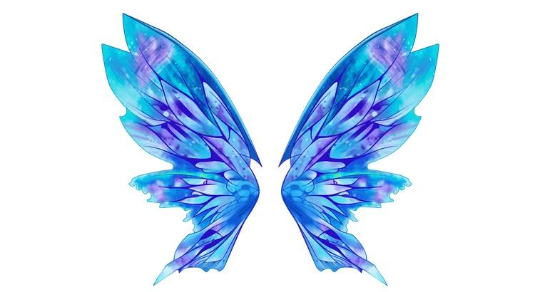 Заклинание чтобы выросли крылья