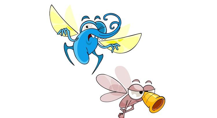 Заговор от комаров и мошек