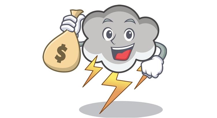 Заговор на гром на деньги