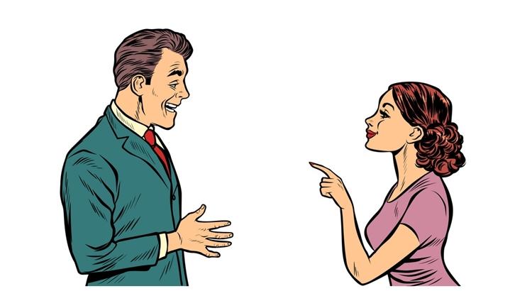 Сильная рассорка для моментального разрыва любимого с соперницей