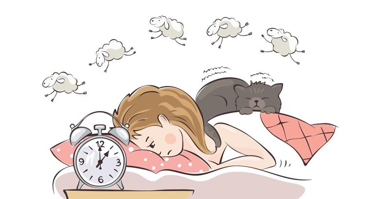 Заклинание чтобы быстро уснуть