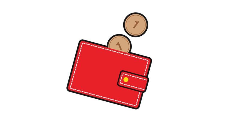 Заговор на новый красный кошелек